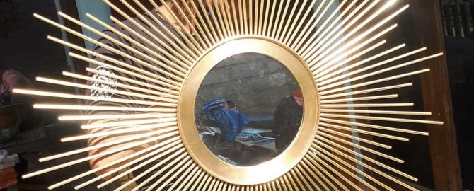 cermin kuningan
